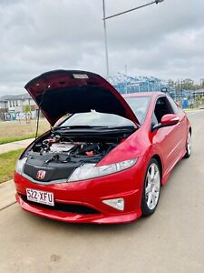 2011 Honda Civic TYPE R