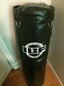 80lb IBF punching bag. 50 obo