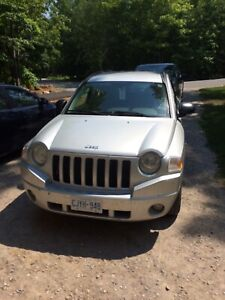2008 Jeep Compass Certified OBO