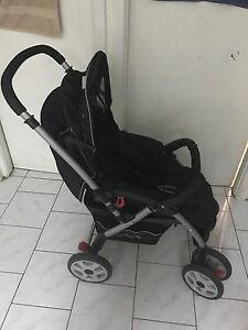 Baby Hood Pram Regents Park Auburn Area Preview