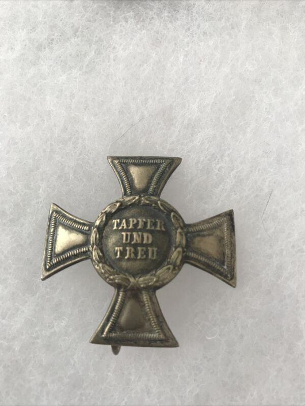 ww1 1914 Original Mecklenburg-Strelitz Kreuz 1 Klasse Class 1 Cross