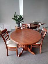 5 or 7 seat Diamond Creek extend-able dining table Heidelberg Heights Banyule Area Preview