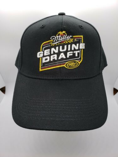 Miller Genuine Draft Logo Beer Hat