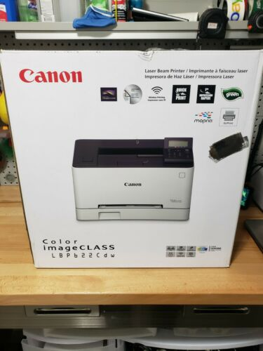 Canon Color ImageCLASS LBP622Cdw Wireless Mobile Ready BRAND