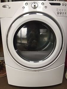 Whirlpool Duet Gas Dryer