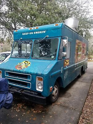 Chevy P30 Used Turnkey Food Truck For Sale In Louisiana