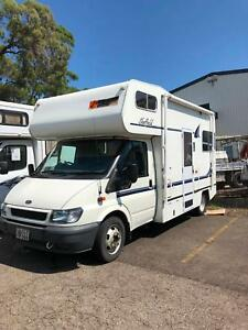 2005 Suncamper Sheffield 2nd Hand Motorhome FABULOUS condition Thornleigh Hornsby Area Preview