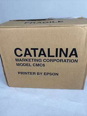 Epson Tm-c600 Printer Catalina Cmc6 Pos Color Coupon Printer New