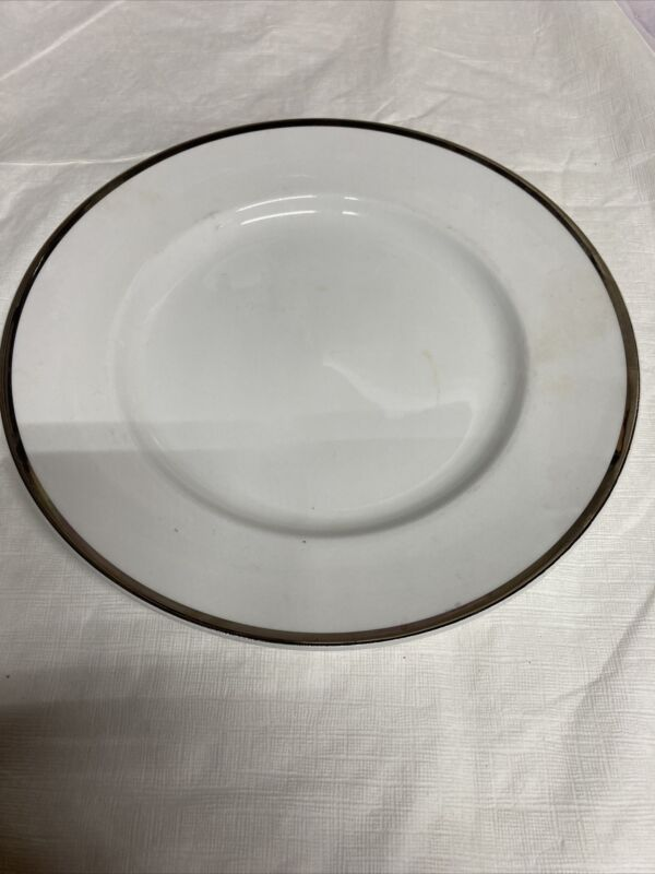 staffordshire ironstone Plate WH Grindley & company England