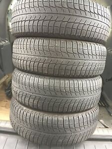 4-195/65R15 Michelin X-ICE