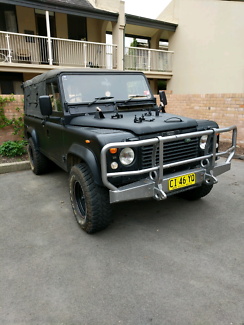 Land Rover Perentie 110 1988 Newcastle East Newcastle Area Preview