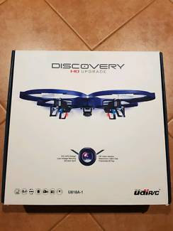 Discovery HD Upgrade RC Quad-Copter
