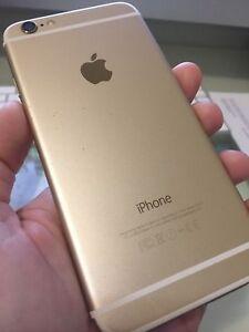 Gold iPhone 6 64GB