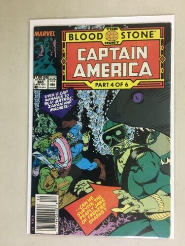 Captain America #360 5.0 (1989)