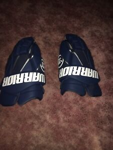 Warrior burn lacrosse goalie gloves