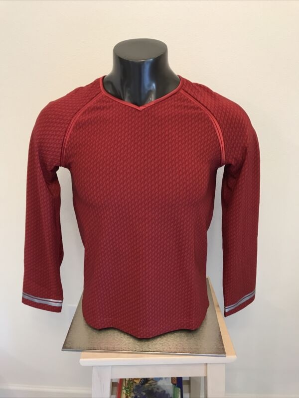 Star Trek The Movie Scotty Red Tunic Size X-Small Anovos