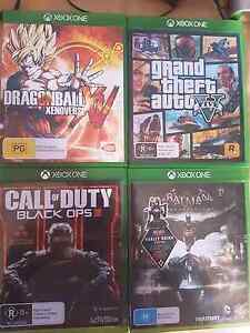 Misc Xbox One Games Christies Beach Morphett Vale Area Preview