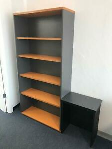 Tall Office Bookcase