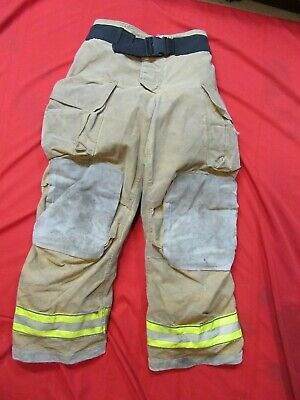 Mfg. 2012 Globe Gxtreme 36 X 32 Firefighter Turnout Bunker Pants Fire Rescue