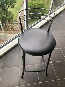 Set of 5 Contemporary Bar Stools Little Bay Eastern Suburbs Preview