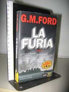 FORD-G-M-LA-FURIA-PIEMME-POCKET-2004