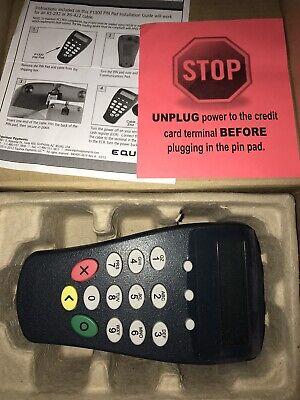 Equinox Hypercom P1300 Pin Pad Pos Opened Box