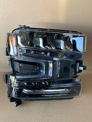 Chevrolet Silverado 1500 2019 2020 RH Right Full LED Headlight OEM