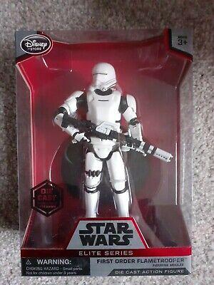 Star Wars Elite Series Die Cast Figure: Flame Trooper