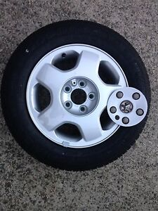 Good year 205/60 r15 eagle touring brand new tyre with rim Forrestfield Kalamunda Area Preview