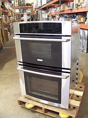 """ELECTROLUX 30"""" STAINLESS WAVE-TOUCH DOUBLE OVEN EW30MC65JS @ 50%OFF $3,995 LIST"""