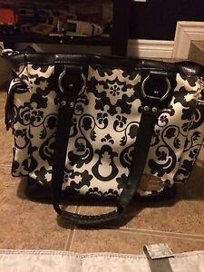 JJ Cole Boutique diaper bag