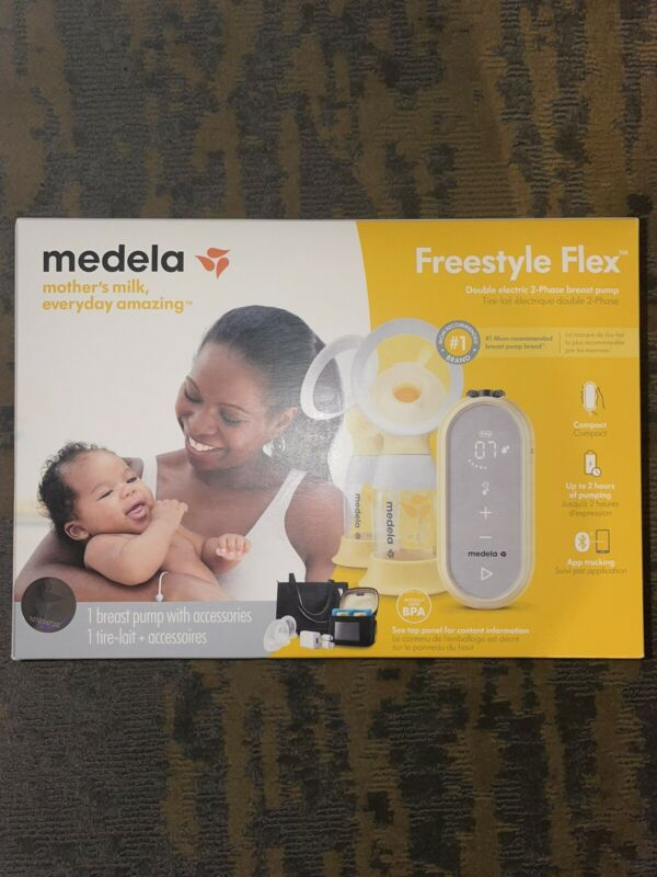Medela Freestyle Flex Double Electric 2-Phase Electric Breast Pump