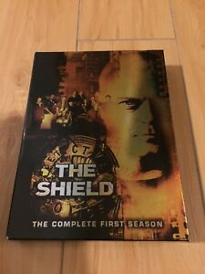 DVD - The Shield Season One (S01)