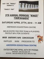 "BUNNOCK ""Bone"" TOURNAMENT"