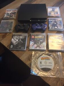 Sony PS3 and Games