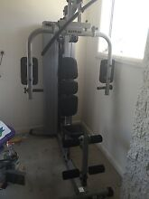 Gym Kettler fitmaster 300 multi Coffs Harbour 2450 Coffs Harbour City Preview
