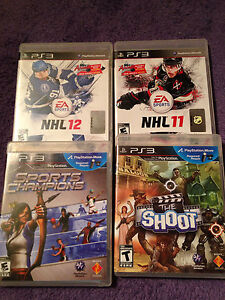 4 PS3 games for $20