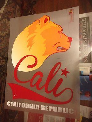 Best Deal Cali California Republic Lot 100 Heat Press Transfer Insert Wholesale