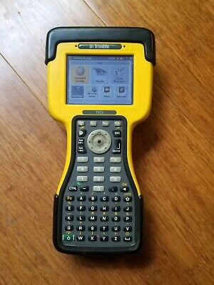 Trimble Tsc2 2.4ghz Radio Gps Robotic Total Station Data Collector W Access