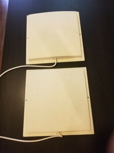 Lot of 2 Cushcraft S9028PC 902-928 MHz RFID antennas - tested working