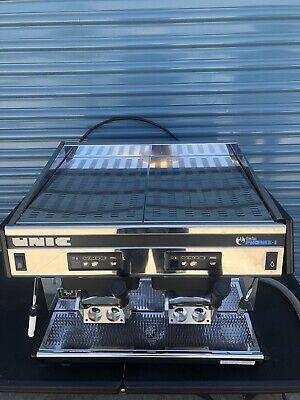 Unic Twin Phoenix Espresso Machine