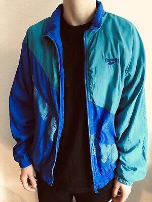 Reebok Jacke Vintage Fashion Hipster Gr. L Pullover Retro 90er 80er 70er Unikat