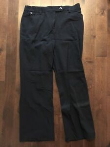 Pantalons noirs taille 14