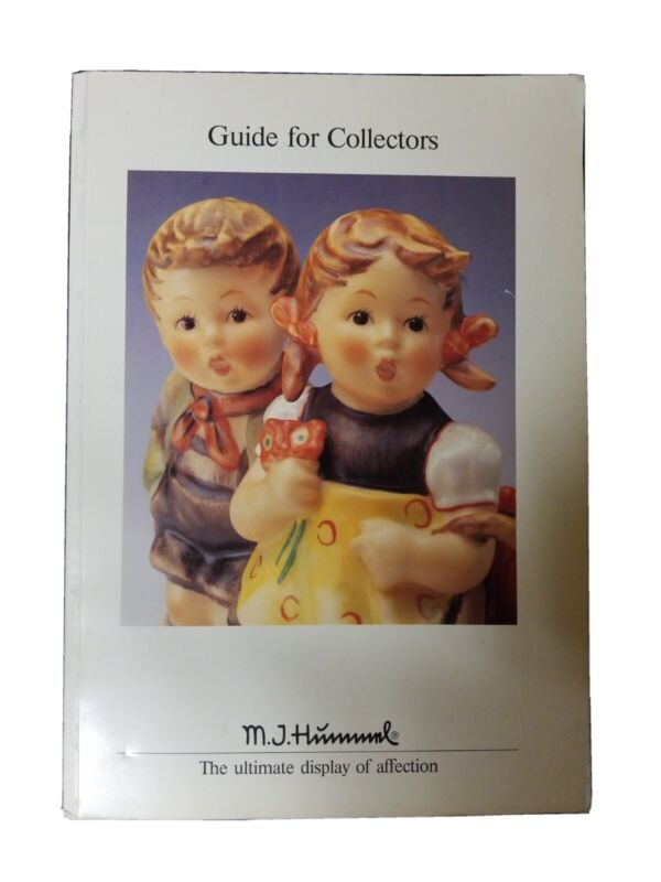 M.J. HUMMEL GUIDE FOR COLLECTORS, 1991  Germany Antiques Collectibles Figurines