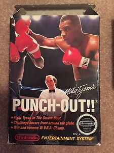 Mike Tyson's Punch Out!! CIB