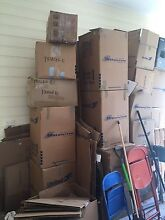 Free moving boxes and packing paper Springwood Logan Area Preview