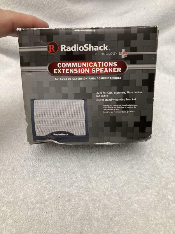 RadioShack Communications Extension Speaker