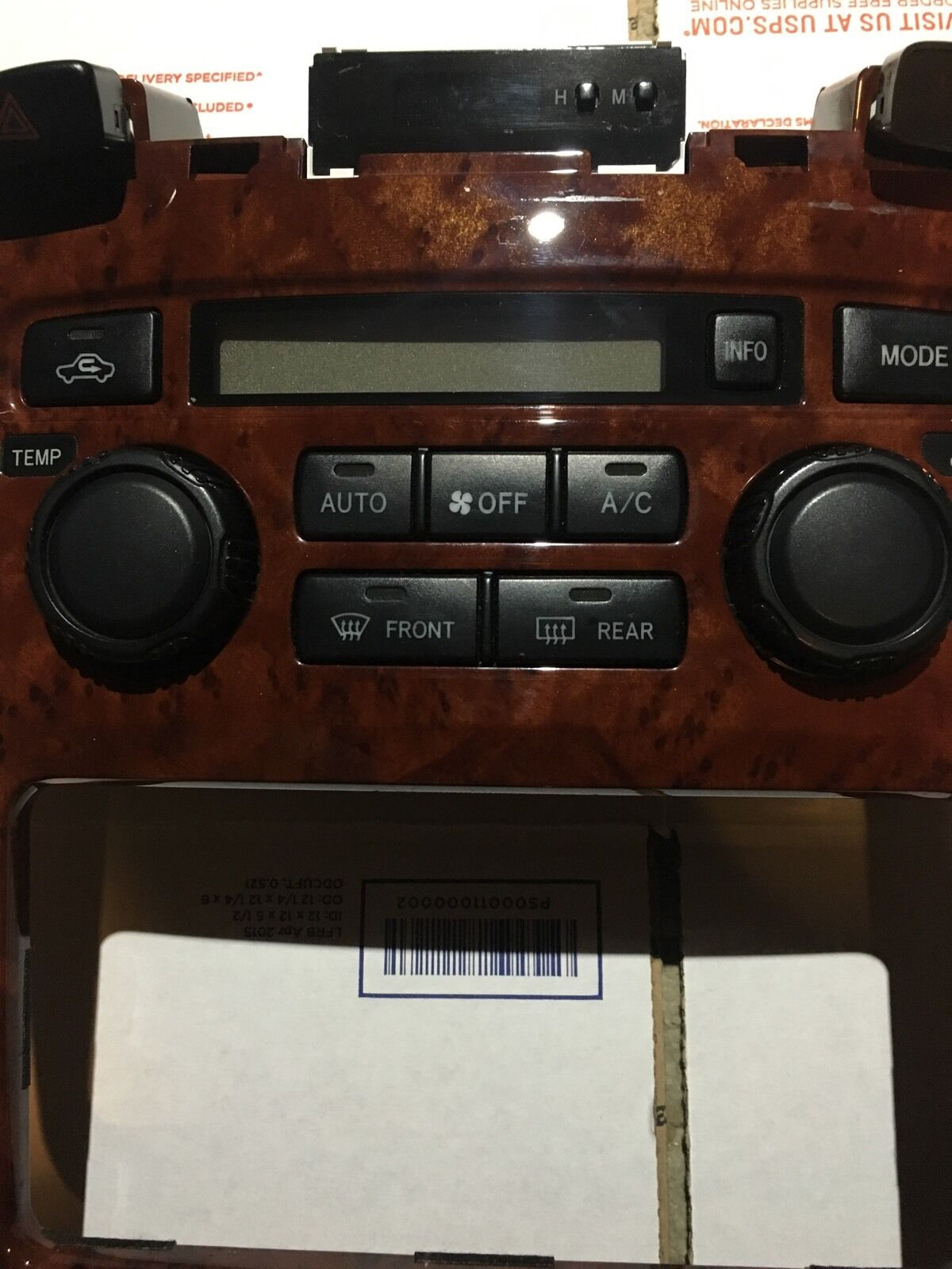 2016 Toyota Highlander For Sale >> Used Toyota Air Conditioning & Heater Parts for Sale