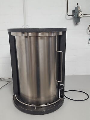 Buffalo Round Plate Heater Warmer Commercial Catering 600w