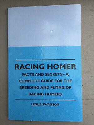 racing pigeons homing secrets swanson breeding training birds homers